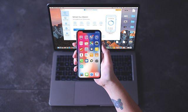 تعلم طريقة إستعادة جميع الملفات المحذوفة على ايفون بإستخدام برنامج Imyfone D Back مداد الجليد Data Recovery Iphone Data