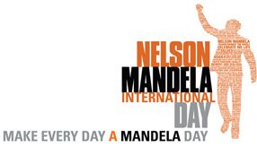 "Mandela Day is a celebration of our collective power to do good and make an imprint on the world. Spread the word to as many people as possible. Use your own network of friends, media connections, corporates & organisations to get involved and make a difference. Honour the life and legacy of Nelson Mandela by making your ""Mandela deed"" part of history. Document your act of kindness & share it with the world. You can send your feedback, pictures and experiences to nmf@nelsonmandela.org."