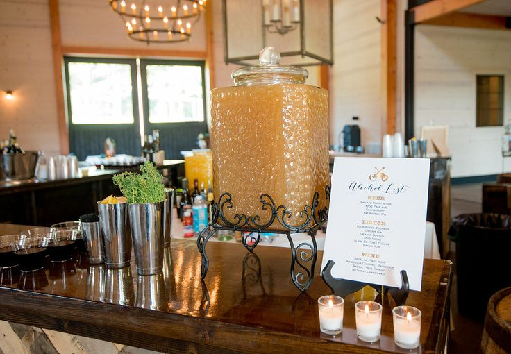 Planner: Angela Proffitt Venue: True North Barn, Nashville Photographer: Twila's Photography