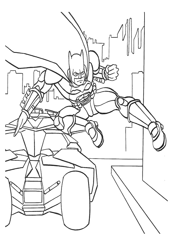 13 best Here Comes Batman: Coloring Pages images on ...