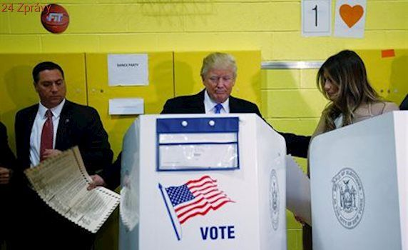 Trump nechá prověřit možné volební podvody. Požádá o rozsáhlé vyšetřování
