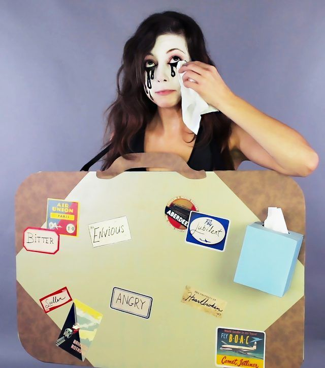 20 Cheap & Easy Homemade Halloween Costume Ideas for Adults | eHow