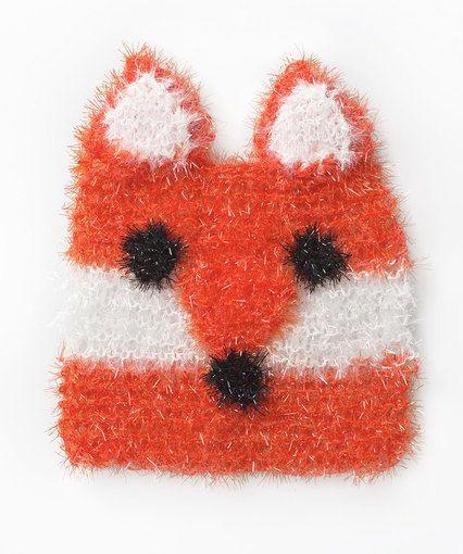 Knit Sly Fox Scrubby