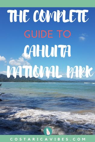 A complete guide to Cahuita National Park packed with really helpful tips.