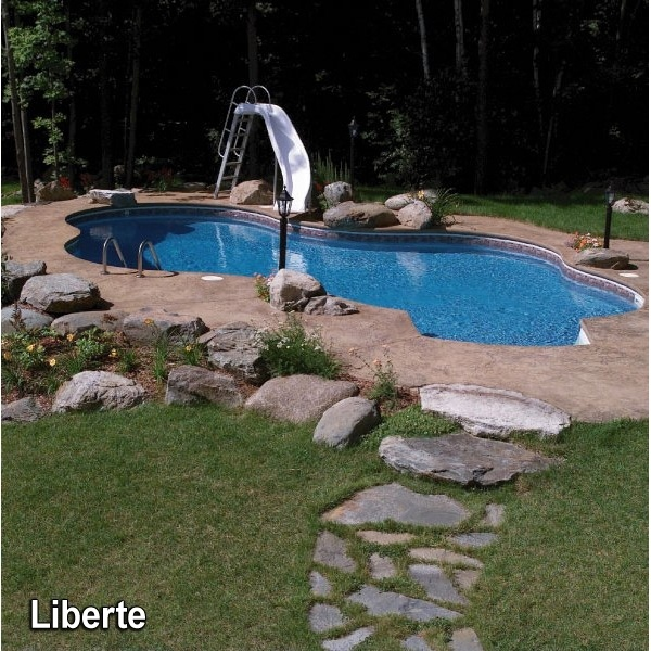 Installation de piscines creus es r alisation de club for Club piscine fitness tapis roulant
