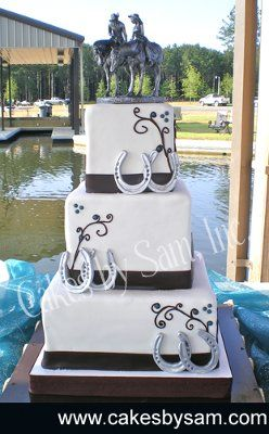 Best 25 Western wedding cakes ideas on Pinterest Country