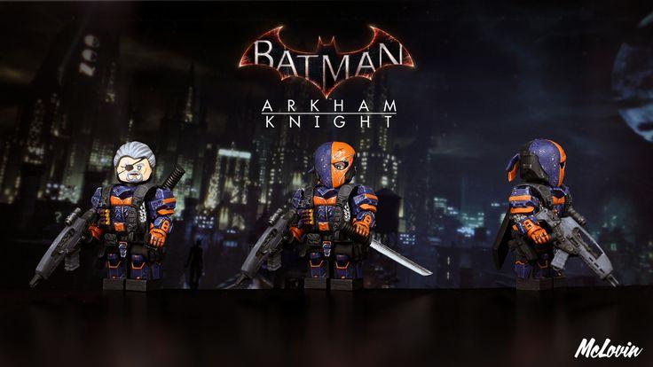 Deathstroke - Batman Arkham Knight | by McLovin1309