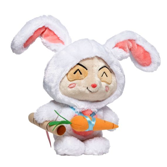 Riot Games Merch | Cottontail Teemo - Plush - Collectibles