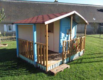 Best 20 cabane jardin enfant ideas on pinterest cabane pour enfants de jardin maison jardin - Cabane jardin palette nice ...