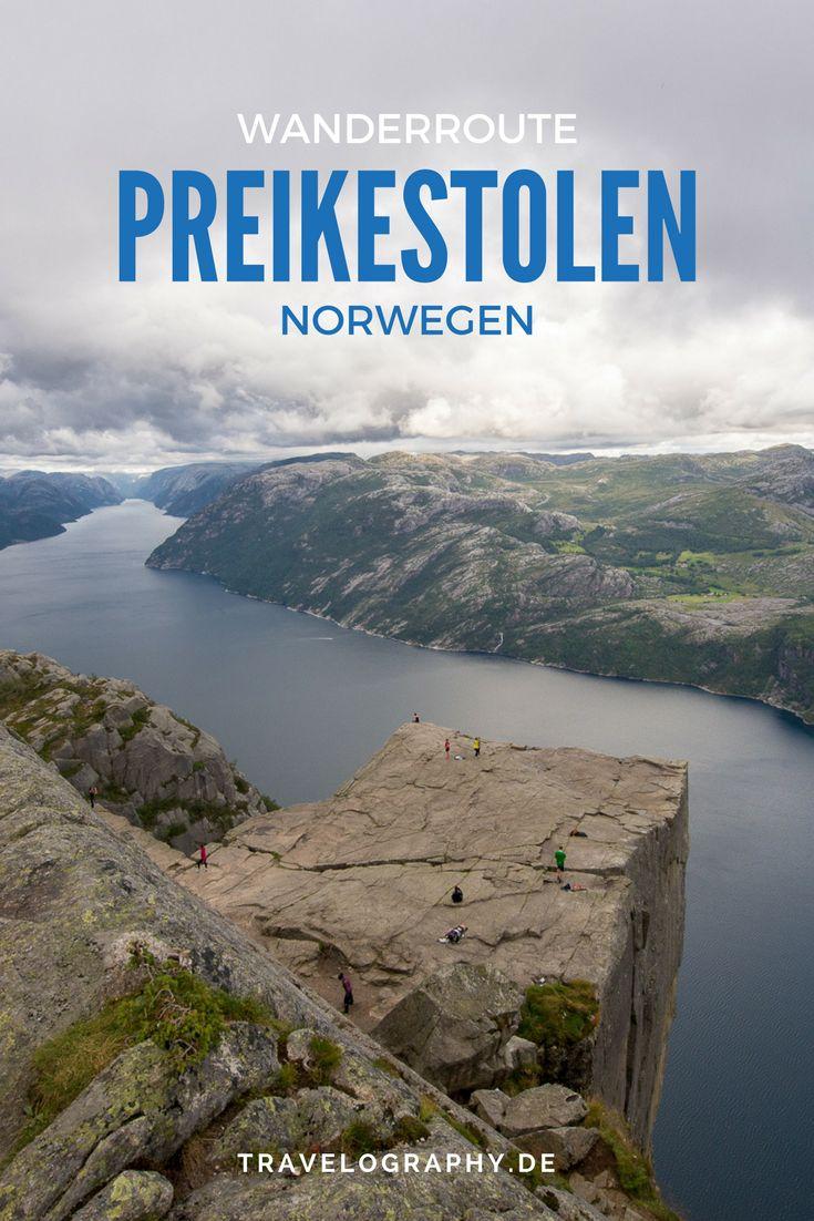 Wanderung zum Preikestolen – Highlight am Lysefjord