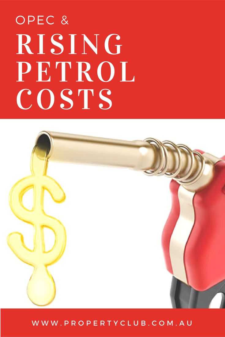 Petrol prices at the bowser are set to rise!