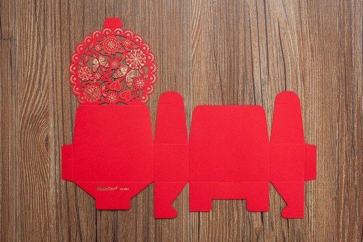Роскошные Золотые Красные Бабочки Милая Свадебные Коробки 60 шт. Лазерная Резка Конфеты Подарочные Коробки, Свадьбы Пользу Держатели 2015 купить на AliExpress