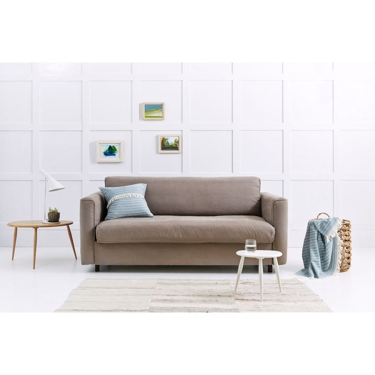 Frieda Luxury Sofa Bed - One Action Roll out Mechanism