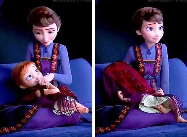 Anna Frozen Ii Disney Princess Baby Frozen Disney Movie Disney Princess Frozen Disney Frozen Elsa