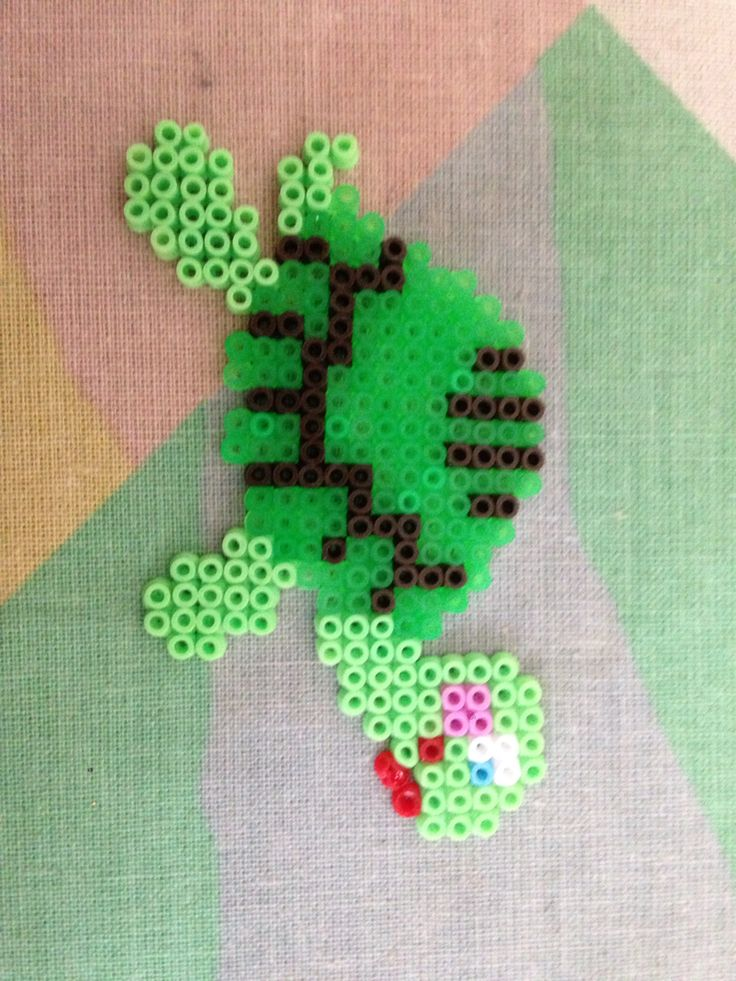 Skildpadde af miniperler