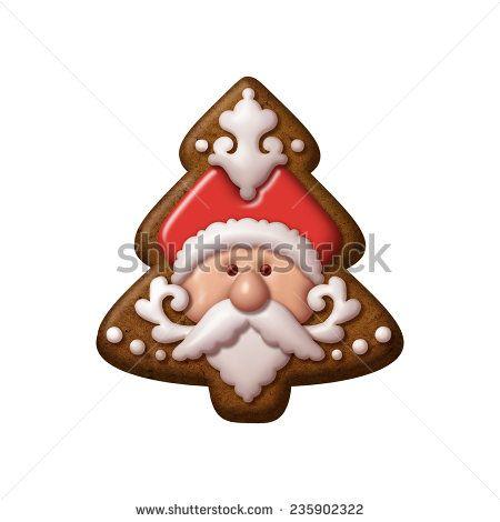 Immagini simili a ID 335619626 - raccolta di cartone animato di Natale ...