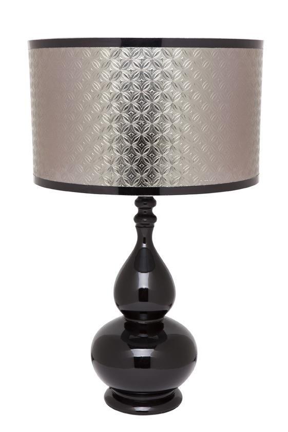 Lola Table Lamp - Black - Lighting : CAFE Lighting