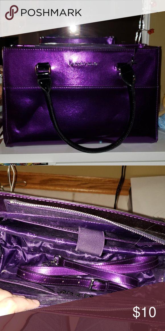 YOUNIQUE PRESENTER BAG Younique Purple Presenter Bag