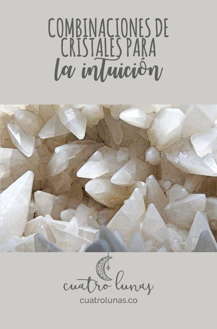 Conoce algunos de los cristales que nos ayudan a afinar y aumentar nuestra intuición.