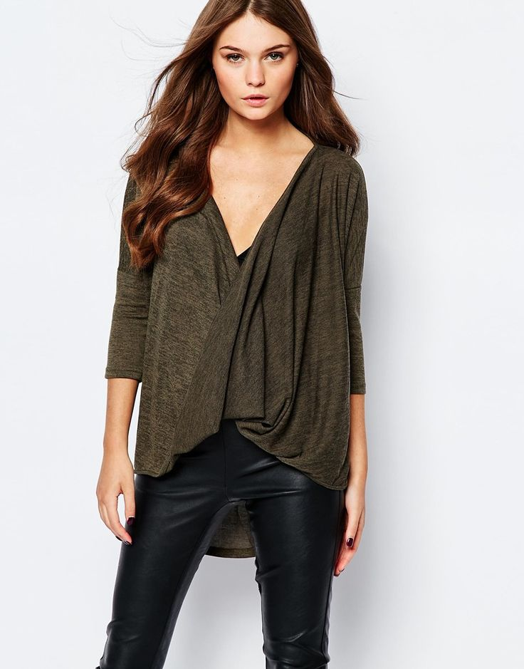 New+Look+Wrap+Over+Top