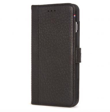 Decoded Wallet Case iPhone 7 Plus/6(s) Plus zwart  SHOP ONLINE: http://www.purelifestyle.be/shop/view/technology/iphone-beschermhoezen/decoded-wallet-case-iphone-7-plus-6s-plus-zwart