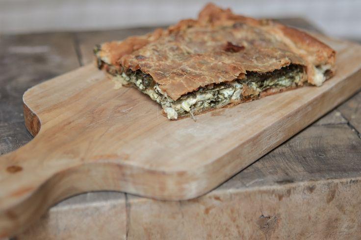 Spinach Pie (Lunch Menu)