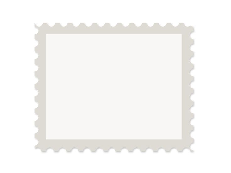 Postage Stamp Template Free Png Postage Stamps Collage Stamp Frame Graphic Design Projects