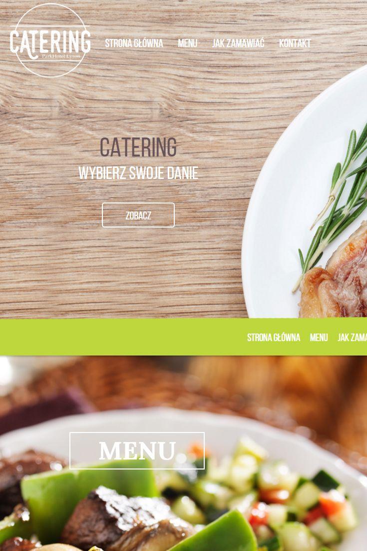 Zapraszamy na naszą nową stronę cateringową lysoncatering.pl! Od dziś można zamawiać pyszne dania cateringowe, natomiast od poniedziałku specjalnie skomponowane posiłki dietetyczne!  Zapowiada się zdrowo i smakowicie! #catering #food #diet #parkohotellyson