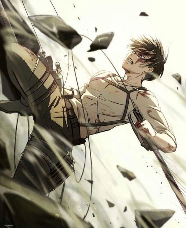 Levi Ackerman Attack On Titan Fanart Attack On Titan Levi Attack On Titan Anime