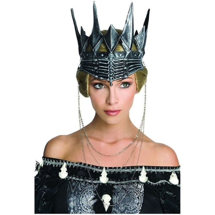 Evil Queen Ravenna Crown Costume Accessory Snow White & The Huntsman Fancy Dress #RubiesCostumeCoInc