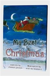 Personalised Christmas Book. Be the star of our your Christmas Story. This book brilliantly captures and excitement and magic of Christmas through the eyes of a child growing up in Ireland. WowWee.ie | €20.00