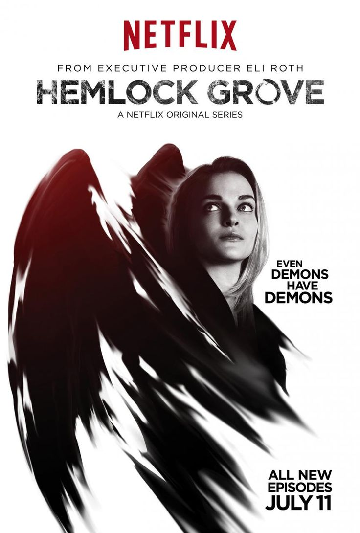 hemlock grove season 2...Aren't you the lucky one, Miranda?