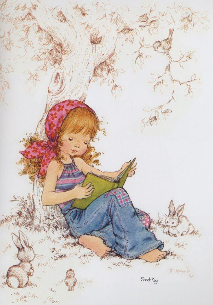 Sarah Kay - la lectrice