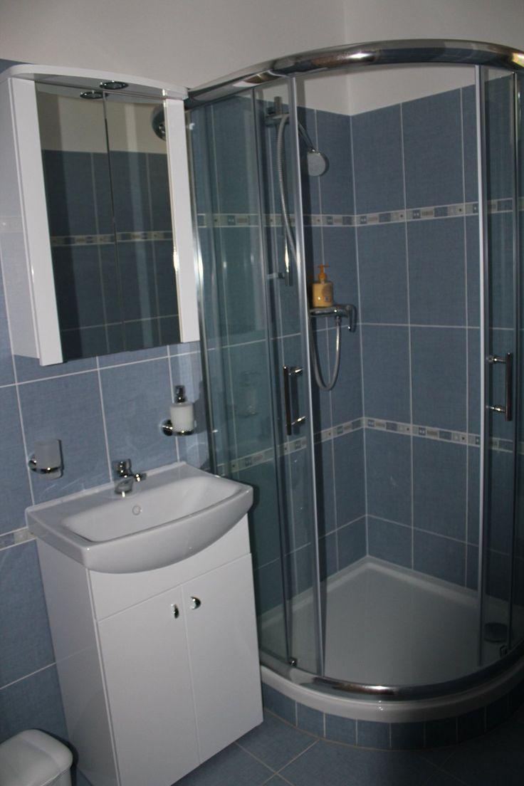 koupelna hotelu