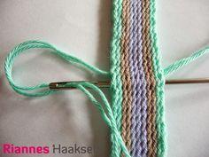 RiannesHaaksels: Ply split braiding #2