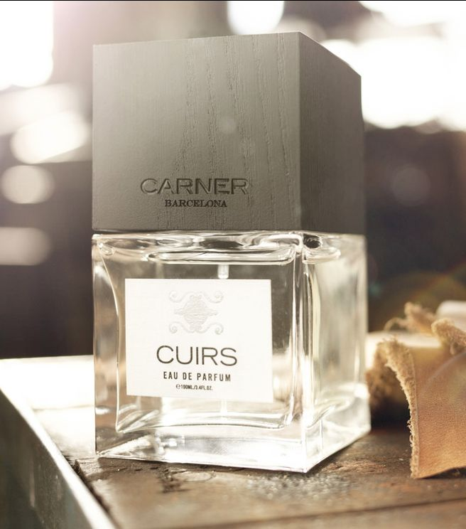 "CUIRS | CARNER BARCELONA ""Redolent with nostalgia for a bygone era of artisan ateliers, where pipesmoke filled the air fusing with the scent of freshly tanned leather."""