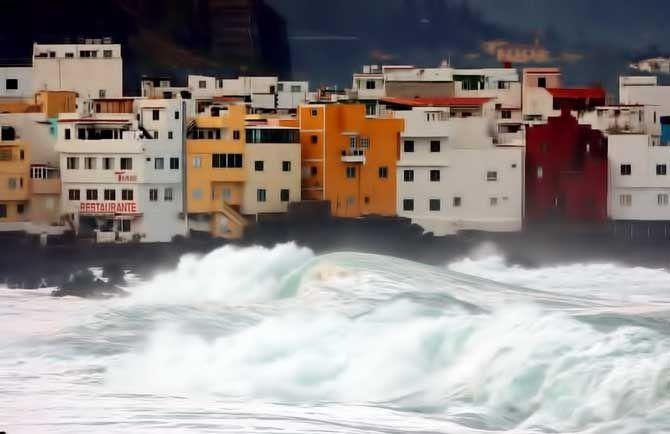#Canarias no se está preparando para los efectos del cambio climático