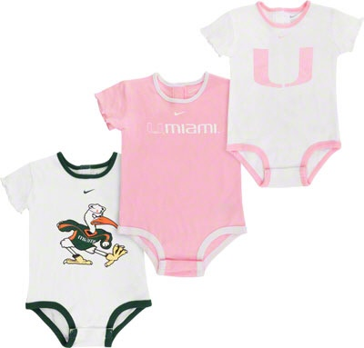 Pick an outfit for someone's first Canes football game