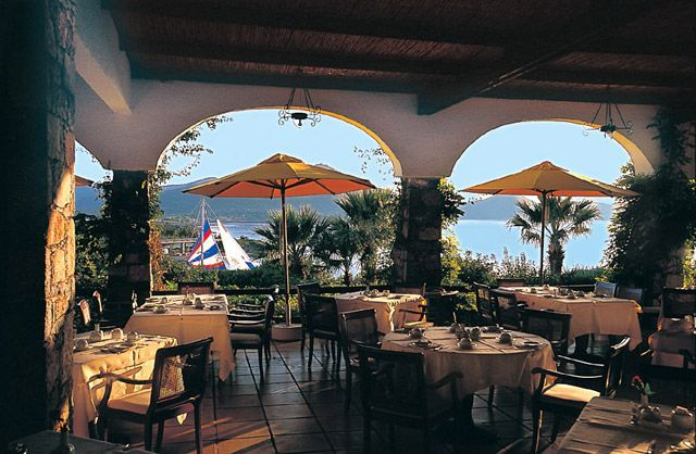 Restaurant Aretoussa: #greek_cuisine, #international_cuisine, #menu #crete