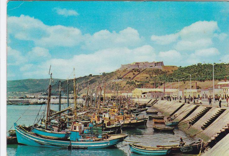 Setúbal - Doca e Castelo S. Filipe