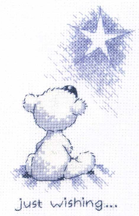 Just Wishing Cross Stitch Kit   sewandso