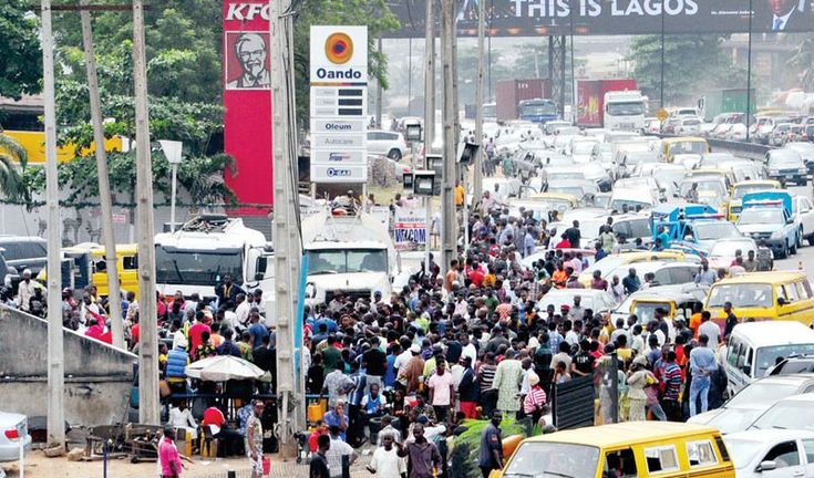 DPR shuts 48 filling stations as fuel price hits N400 in Abuja http://ift.tt/2pj20td