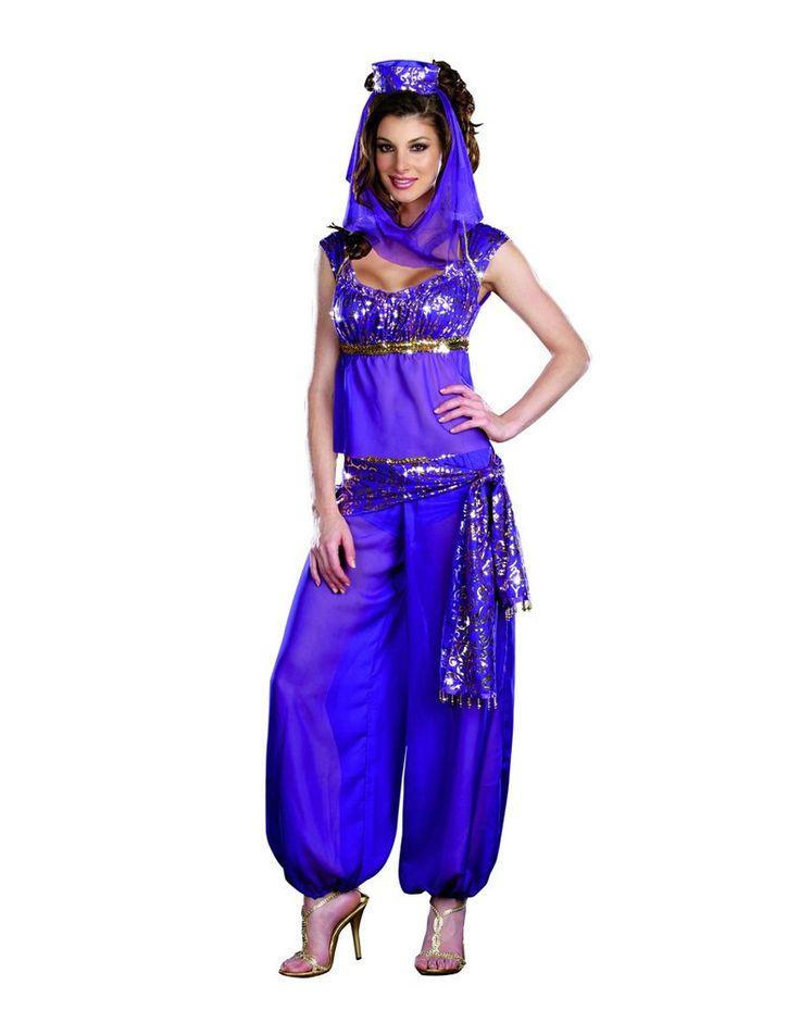 Ally Kazam – Charmed Costumes