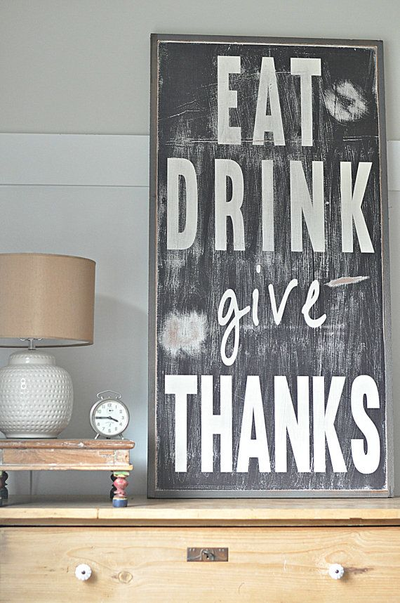 This Is The Perfect Sign For Your Kitchen Or Dining Room It A