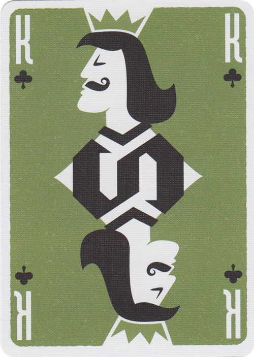 Movember Playing Cards
