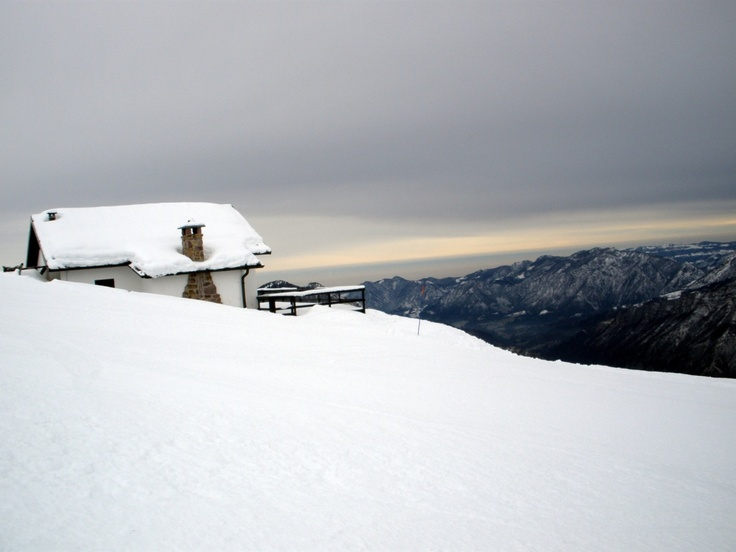 Homesweethome on the top of the mountain | Piazzatorre, Monte Torcola, Orobie Alps