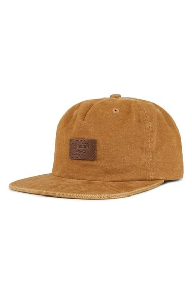 db30632e Product Image 0 Brixton, Baseball Cap, Fashion Hats, Men Fashion, Cotton  Canvas