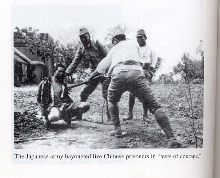 """nanking massacre regarded as most brutal during the second world war """"at least twenty thousand chinese women were raped in nanjing during the first   invent ever more horrible ways to slaughter the chinese population of the city   """"the world criticizes japan for failing to come to terms with its past,"""" writes  on  the 50th anniversary of the war's end, is widely considered the."""