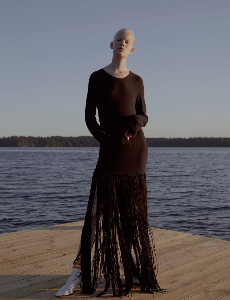 linn arvidsson by benjamin vnuk for crash magazine!   visual optimism; fashion editorials, shows, campaigns & more!