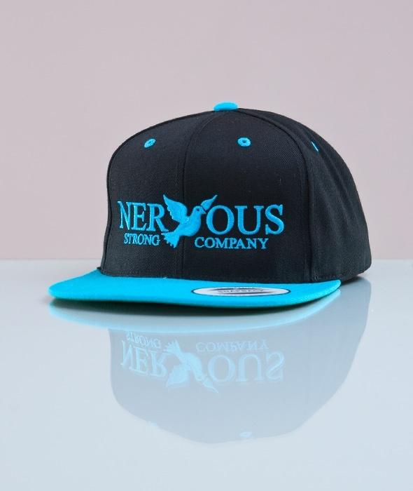 Nervous-Sp13 Classic Black/Blue
